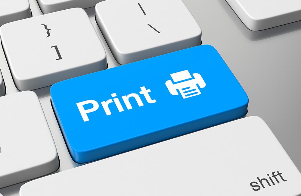 print-button